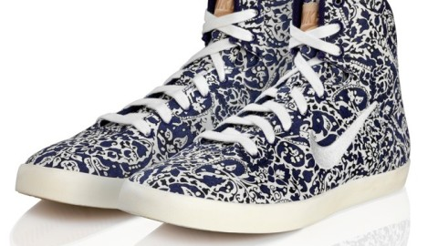 9 Items To Put Some Spring In Your Step From The Liberty London x Nike Collaboration | StyleCaster