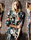 Jessica Hart And Pencey Standard Collaborate For Fall 2012