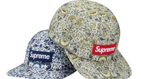 Let's Hear It For The Boys: Supreme Gets On The Liberty London Bandwagon | StyleCaster