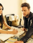 Justin Timberlake Thinks You Need Some Pretty Pillows And A Gold Skull For...