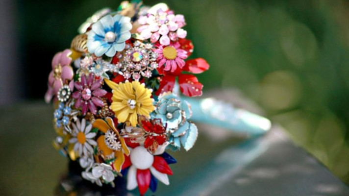 7 Alternative Bouquets For Fashionable Brides