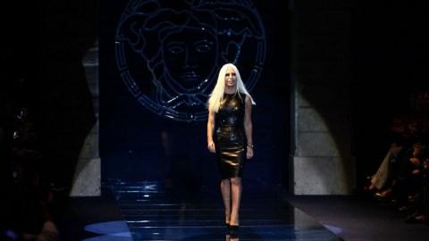 Happy Birthday Donatella Versace! Her 26 Most Popular Looks Yet   StyleCaster