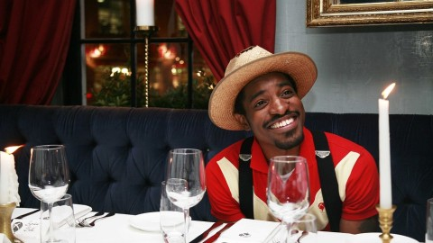 Happy Birthday Andre 3000: A Look Back At The Most Stylish Man Alive | StyleCaster
