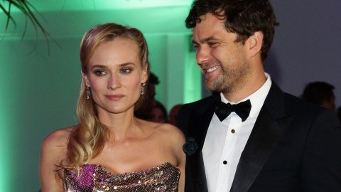 A Little Ditty About Josh (Jackson) & Diane (Kruger): My Favorite Couple's Cannes Diary | StyleCaster