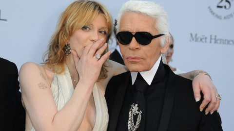 A Look At Karl Lagerfeld's Favorite It-Girlfriends (Yeah, We Went There) | StyleCaster