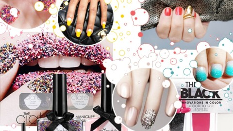 Snag These Nail Art Looks For Your Wedding Day | StyleCaster