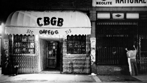 Watch Out Coachella! CBGB Is Getting Its Own Music Festival   StyleCaster