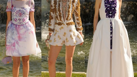 Tweed And Techno: Listen To Music From The Chanel Resort 2012/2013 Runway Show | StyleCaster