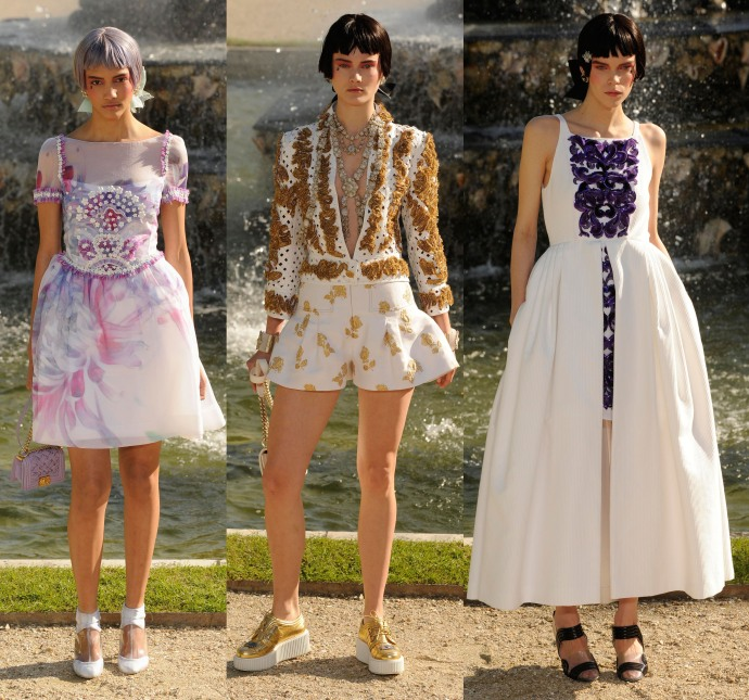 chanelresort2012131 Tweed And Techno: Listen To Music From The Chanel Resort 2012/2013 Runway Show