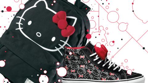 Kawaii Kuteness: Win Vans x Hello Kitty Swag! [Giveaway] | StyleCaster