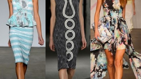MBFWA Day Two: 48 Catwalk Photos From Sydney's Spring/Summer 2012 Shows | StyleCaster