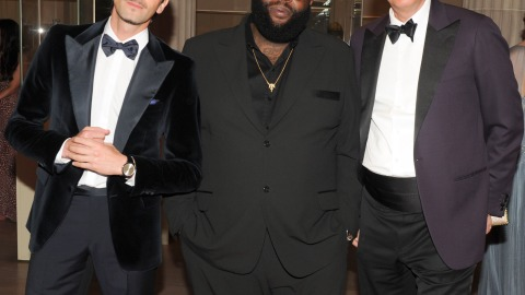 I Bet You Can't Guess Which Designer Makes Rick Ross Swoon | StyleCaster
