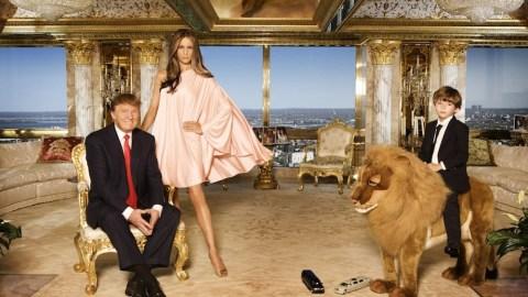 Melania Trump on Jewelry, Jet-Setting & The Donald's Signature Style | StyleCaster