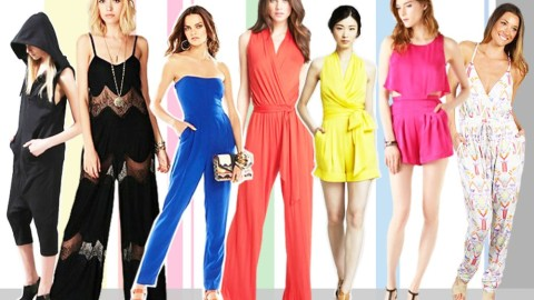 25 Must-Have Summer Jumpsuits | StyleCaster