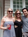 Hamptons Dispatch: Sunbathing in the Pool, Grilled Treats