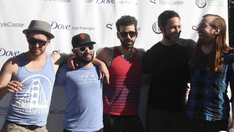 Party Recap: Dove Hair Presents Beauty and the Beach | StyleCaster