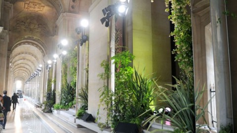 Salvatore Ferragamo Brings High Fashion To The Louvre | StyleCaster