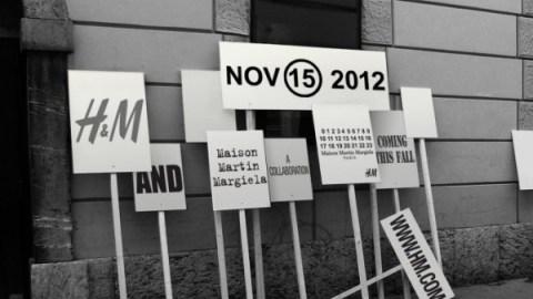 H&M Confirms Maison Martin Margiela Collaboration [Video] | StyleCaster