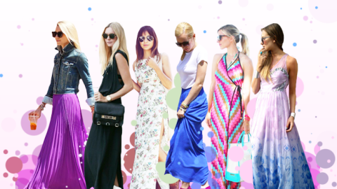 Maxi: The Must-Have Length For Summer | StyleCaster