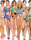 20 Swimsuits From Rio You'll Want to Wear Next Summer