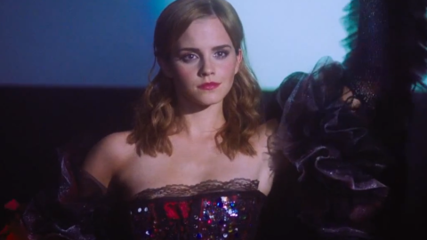 See Emma Watson As A Crazy B In 'The Perks of Being a Wallflower' Trailer | StyleCaster