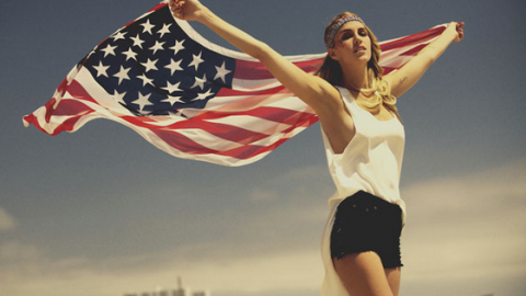 Happy Fourth of July! 50 Red, White and Blue Songs to Light Up the Sky | StyleCaster