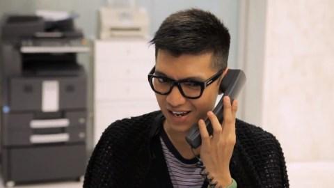 Watch Blogger Bryanboy Work at Dolce & Gabbana | StyleCaster