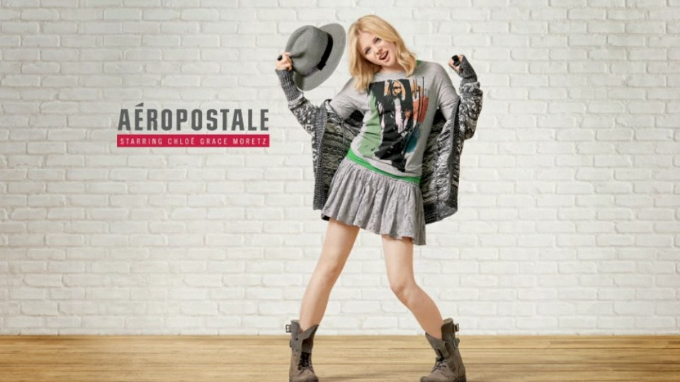 Chloe Moretz is Coming To a Mall Near You for Aeropostale | StyleCaster
