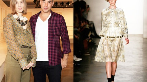 Meet the CFDA/Vogue Fashion Fund Finalists: Suno, Tabitha Simmons, More   StyleCaster