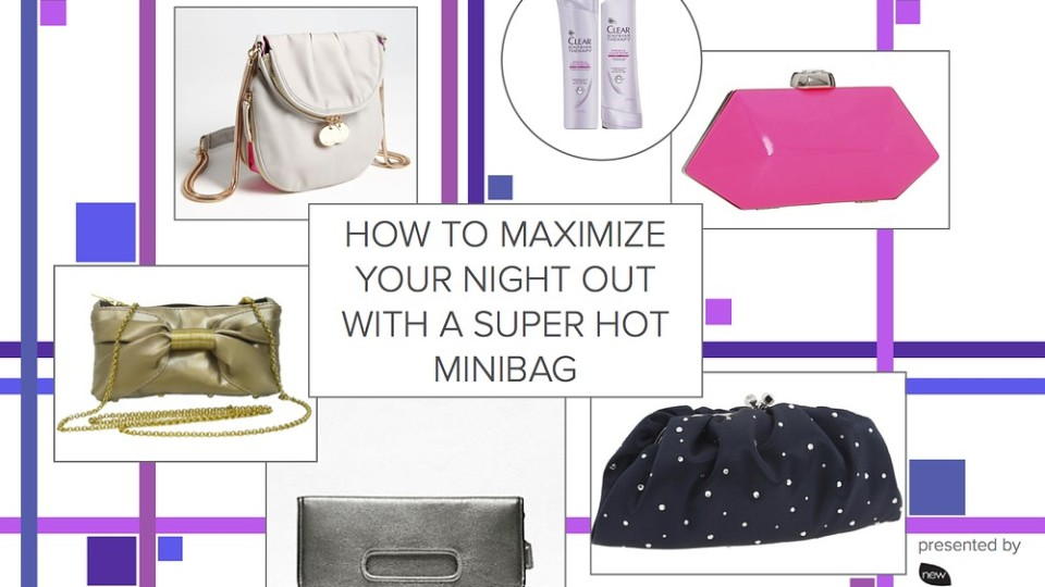 Maximize Your Night Out With A Hot Mini-Bag | StyleCaster