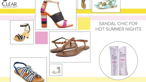 The Perfect Sandals for Hot Summer Nights | StyleCaster