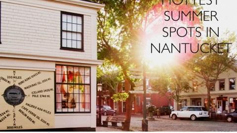 Summer Weekend: Nantucket | StyleCaster