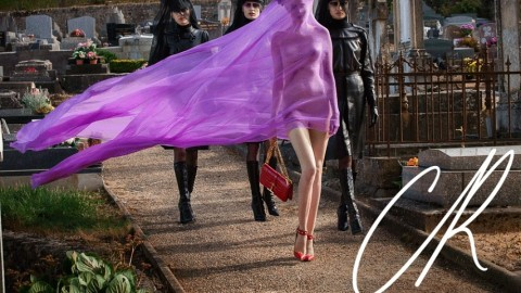 Five Things To Expect From Carine Roitfeld's New Magazine, CR Fashion Book | StyleCaster