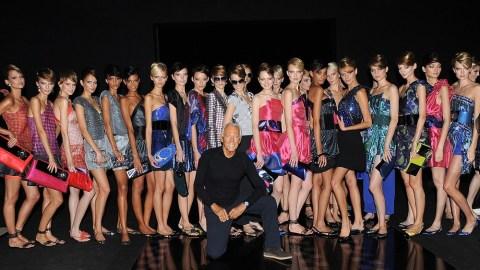 Happy Birthday, Giorgio Armani! His 55 Top Runway Moments | StyleCaster