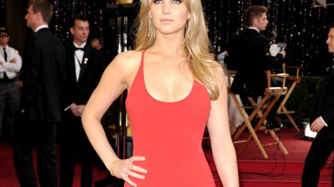 """Hunger Games"" Star Jennifer Lawrence Named New Face Of Miss Dior | StyleCaster"