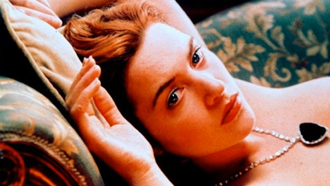 Kate Winslet on the Nude Titanic Drawing | StyleCaster