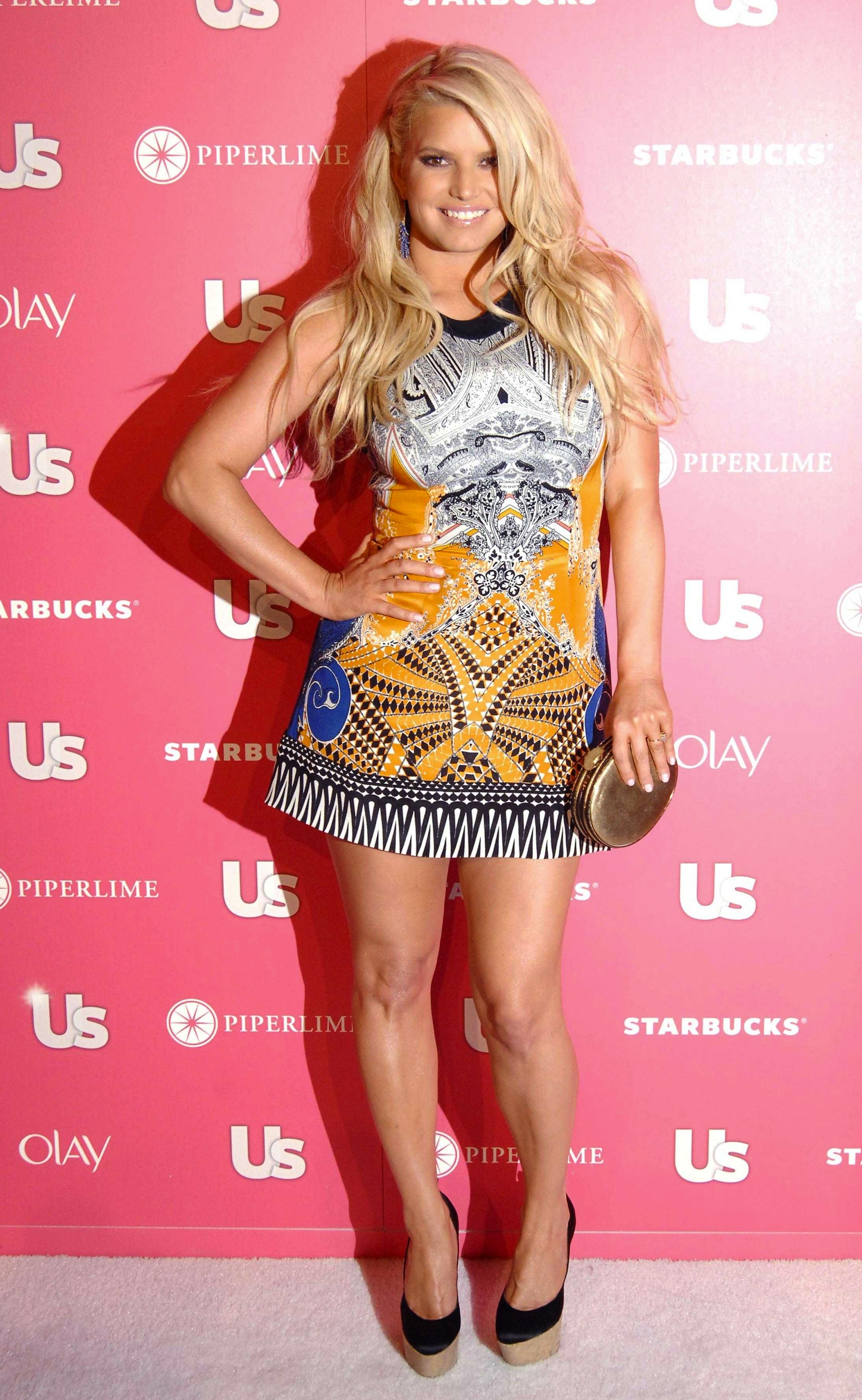 Jessica Simpson: Nailed it. This beautiful mom-to-be's foray into fashion has been a massive hit. I mean, have you seen the shoes?! Plus her new jeans line flew off shelves last year, which makes her one of the most successful celebrity designers in history.