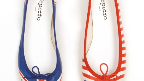 The Must Have: Flag Ballet Flats | StyleCaster