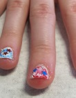 "Manicure DIY: Get The ""F*** Yeah, America"" Nails From Miss Pop"