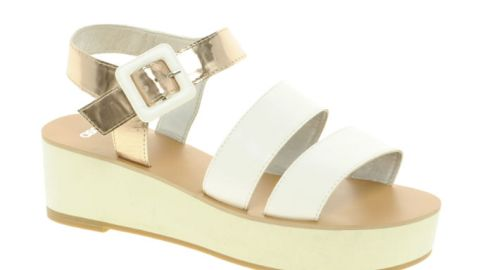 The Must-Have: The Flatform Shoe | StyleCaster
