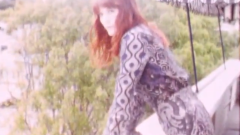"""Florence + the Machine Go Lana Del Rey On Us For New """"Breaking Down"""" Video 