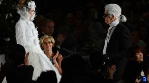 Karl Lagerfeld to Launch Olympics Capsule Collection | StyleCaster