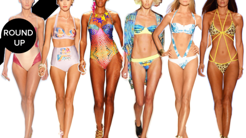 Fresh Off the Runway: The Hottest Suits for Summer 2013 | StyleCaster