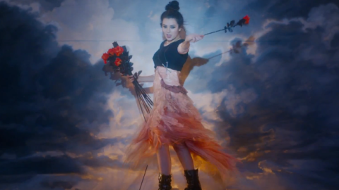 """Jam of the Week: Dancing in the Dark to Charli XCX's """"You're the One"""" 