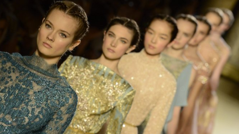 10 Best Tracks from Haute Couture Fashion Week | StyleCaster