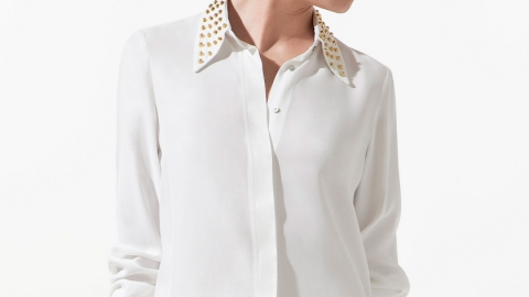 The Must-Have: The Studded Collar | StyleCaster