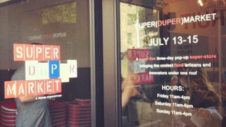 Paper Magazine's Super (Duper) Market is Foodie Heaven | StyleCaster