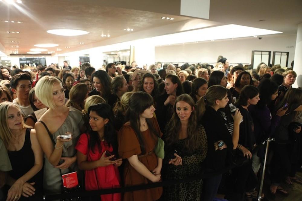 Barneys New York Celebrates Fashion's Night Out