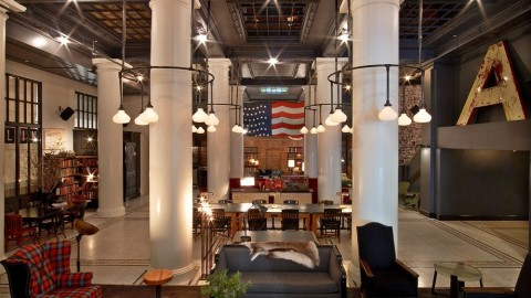 The Top 10 Contemporary Luxury Hotels in New York | StyleCaster