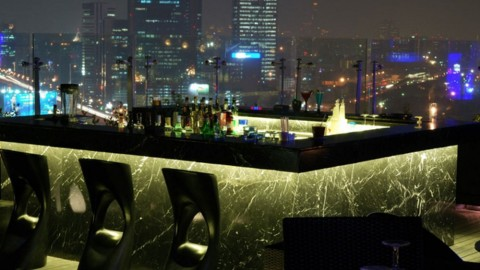 The World's Top Rooftop Bars   StyleCaster